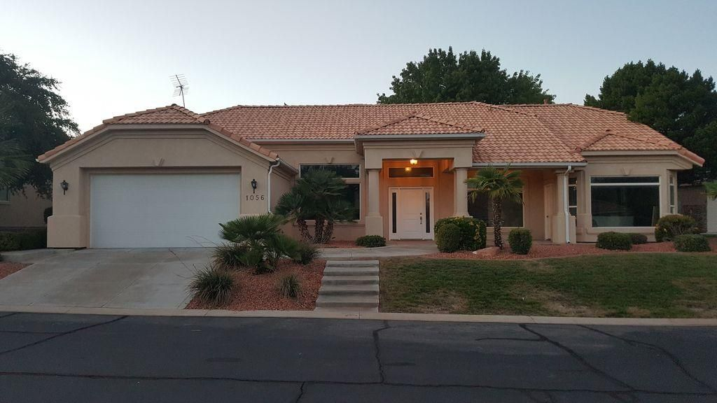 Single Family Home for Sale at 1056 Kanarra 1056 Kanarra Washington, Utah 84780 United States