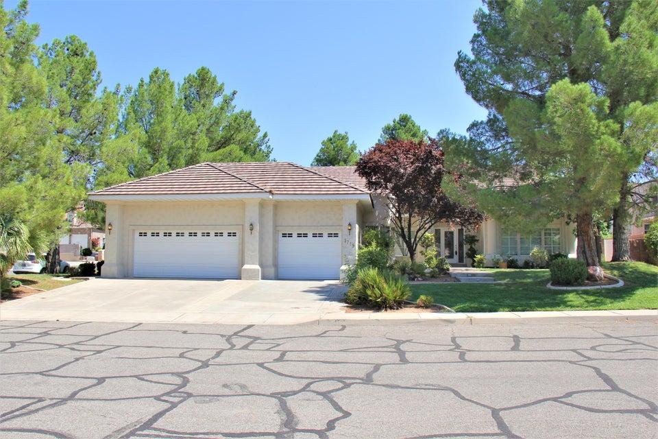 واحد منزل الأسرة للـ Sale في 1719 1430 E C 1719 1430 E C St. George, Utah 84790 United States