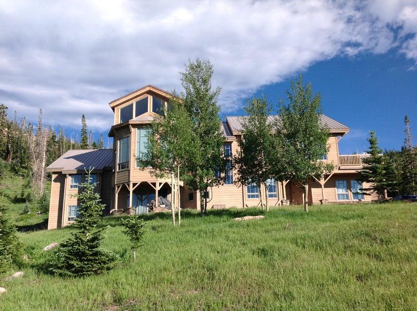 Частный односемейный дом для того Продажа на 34 Highland 34 Highland Brian Head, Юта 84719 Соединенные Штаты