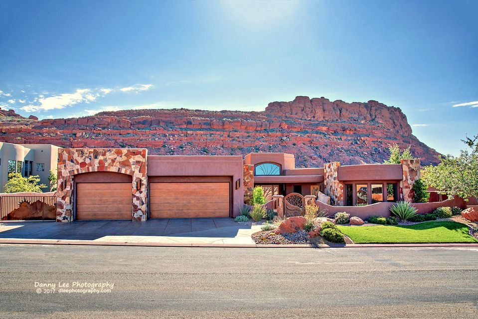 Single Family Home for Sale at 3052 Snow Canyon Parkway 3052 Snow Canyon Parkway St. George, Utah 84770 United States