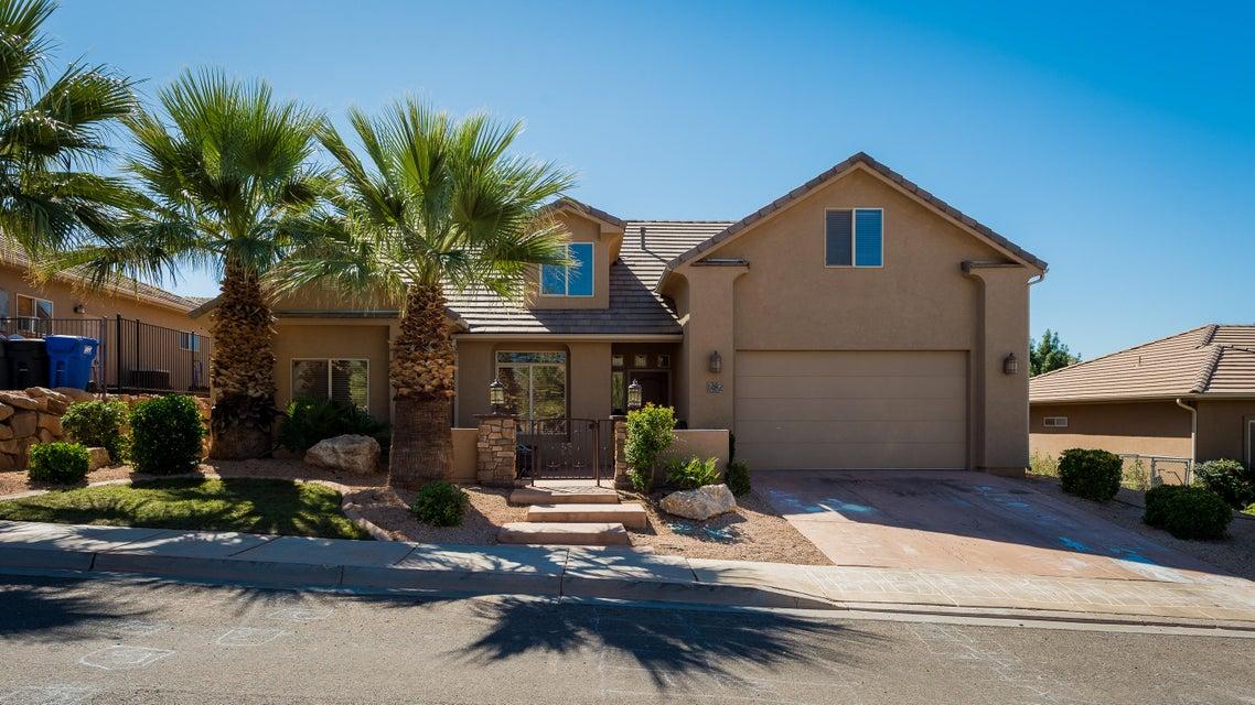 Частный односемейный дом для того Продажа на 1482 Mesa View Lane 1482 Mesa View Lane Washington, Юта 84780 Соединенные Штаты