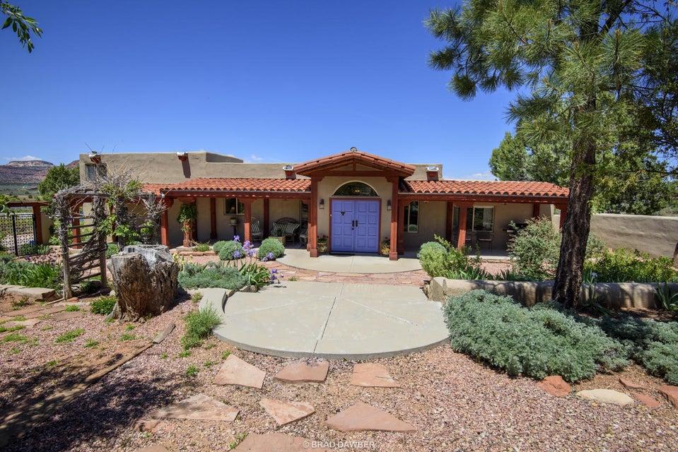 Casa Unifamiliar por un Venta en 1601 Bryce Canyon Way 1601 Bryce Canyon Way Kanab, Utah 84741 Estados Unidos