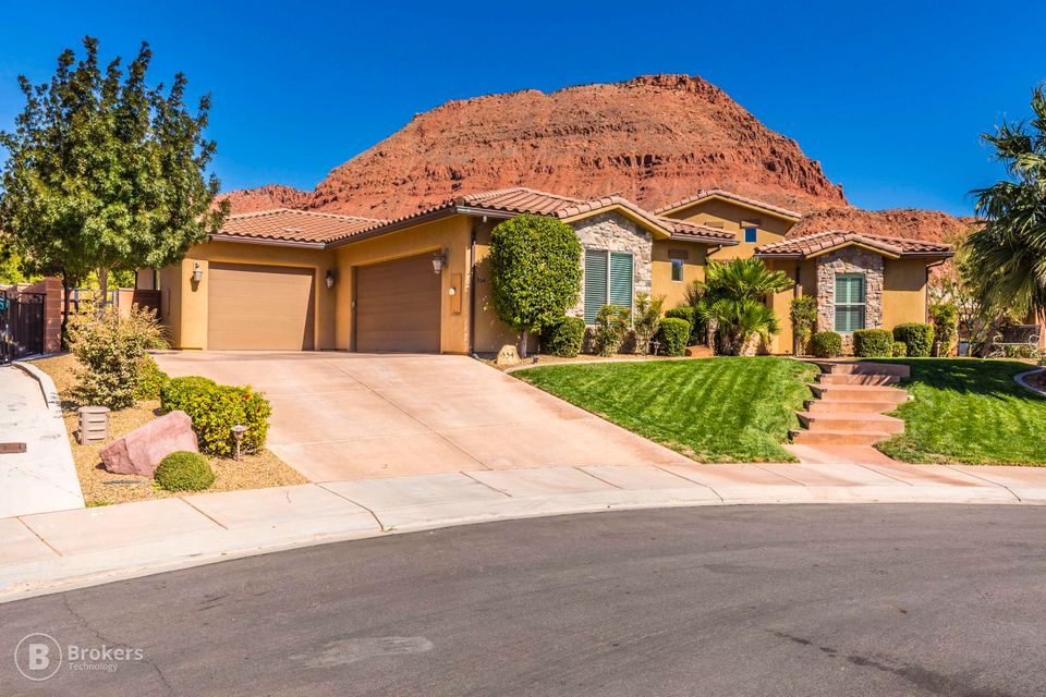 Additional photo for property listing at 334 Eagle Cove 334 Eagle Cove Ivins, Utah 84738 United States