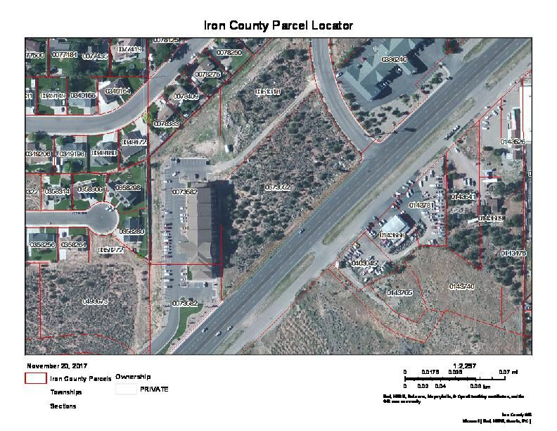 Land for Sale at 2.7 ACRES S. MAIN STREET-CEDAR CITY 2.7 ACRES S. MAIN STREET-CEDAR CITY Cedar City, Utah 84720 United States