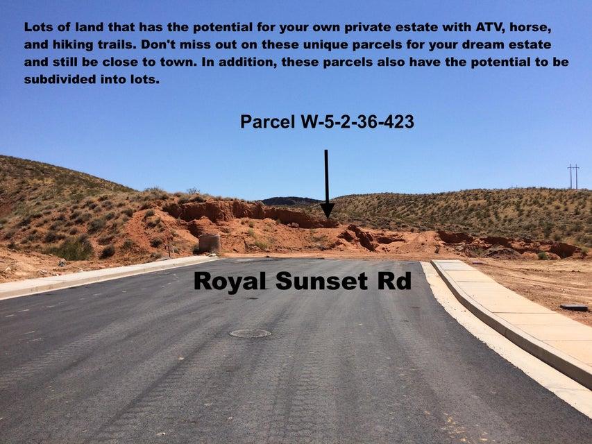 Terreno por un Venta en Royal Sunset Road Royal Sunset Road Washington, Utah 84780 Estados Unidos