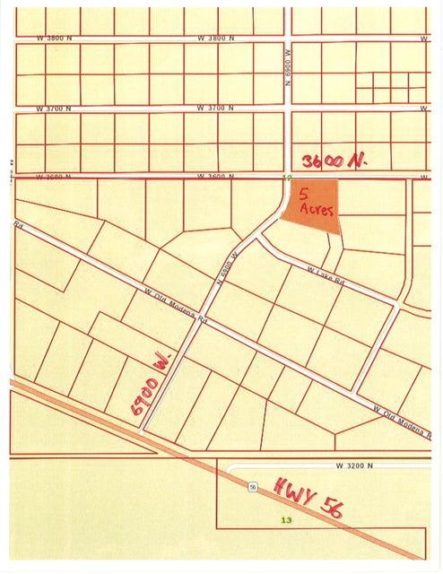 أراضي للـ Sale في 6900 3600 6900 3600 Beryl, Utah 84714 United States