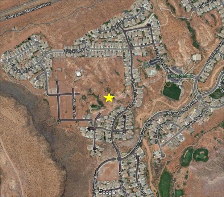 Additional photo for property listing at N. BURKE SPRINGS RD .43 Acre N. BURKE SPRINGS RD .43 Acre Washington, Юта 84780 Соединенные Штаты
