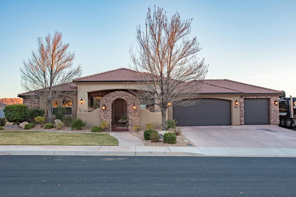 Casa Unifamiliar por un Venta en 1412 Majestic Drive 1412 Majestic Drive Washington, Utah 84780 Estados Unidos