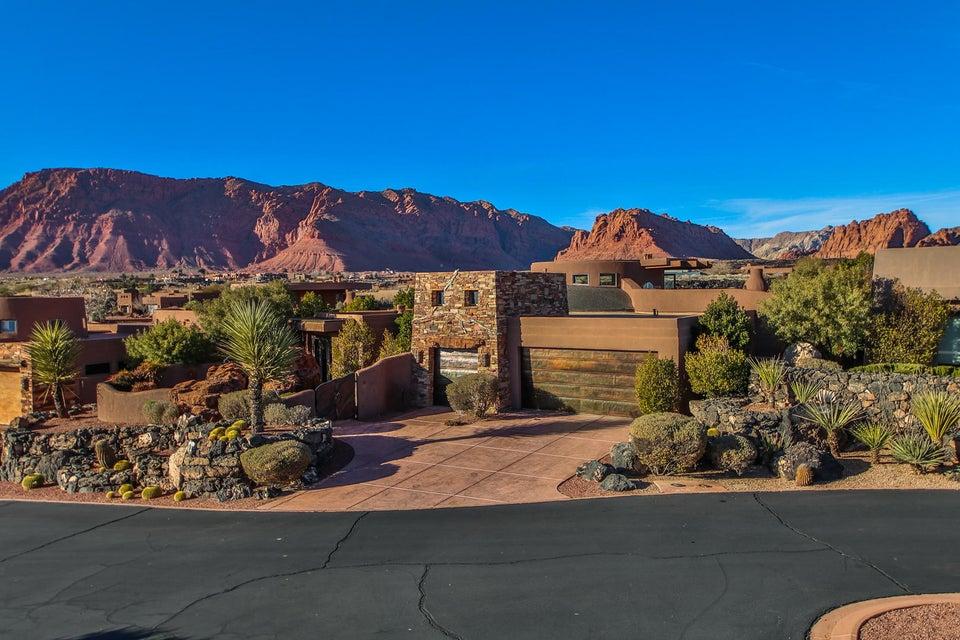 Additional photo for property listing at 1500 Split Rock Drive 1500 Split Rock Drive Ivins, Utah 84738 États-Unis
