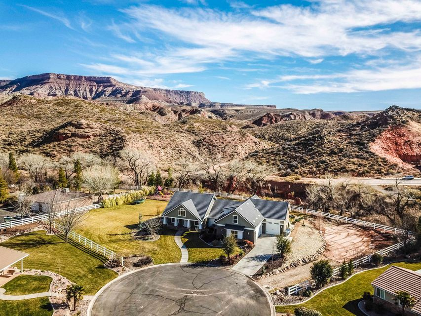 Single Family Home for Sale at 1151 Ocotillo 1151 Ocotillo Toquerville, Utah 84774 United States