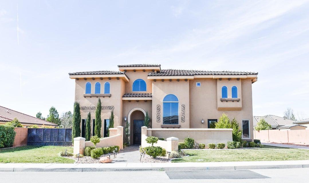 Casa Unifamiliar por un Venta en 1607 FAIRWAY DRIVE 1607 FAIRWAY DRIVE Washington, Utah 84780 Estados Unidos