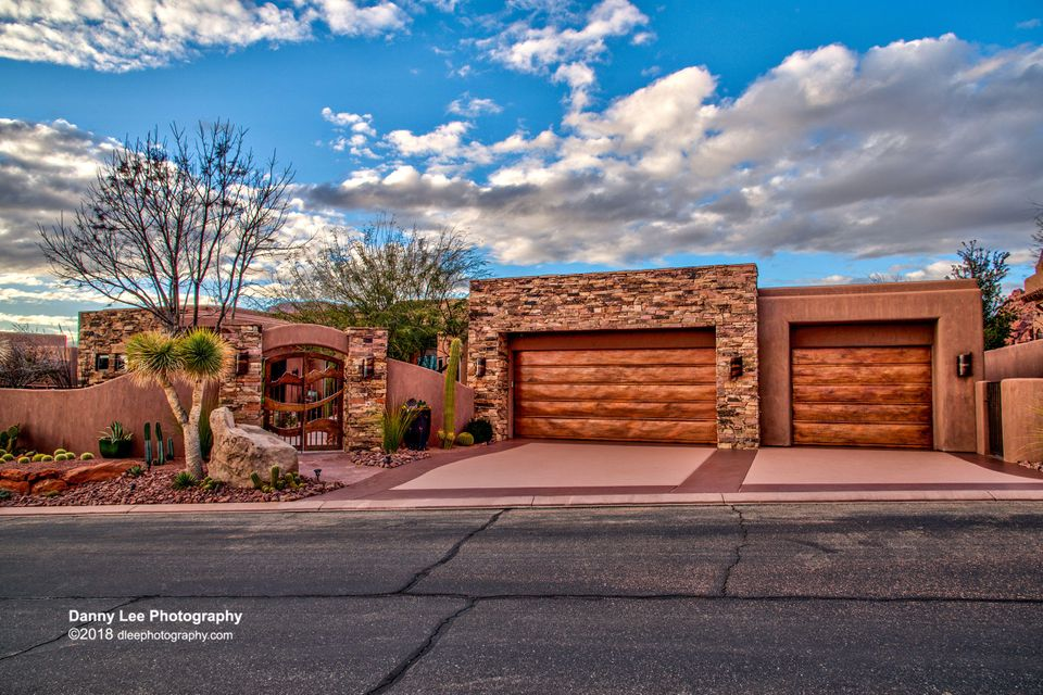 Single Family Home for Sale at 3052 Snow Canyon 3052 Snow Canyon St. George, Utah 84770 United States