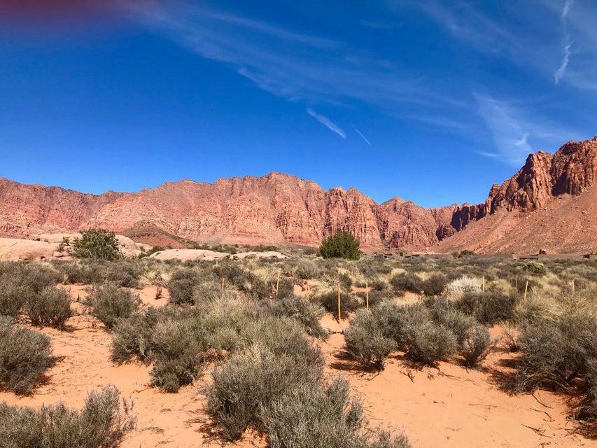 Terrain pour l Vente à Two Moons Way Two Moons Way Ivins, Utah 84738 États-Unis