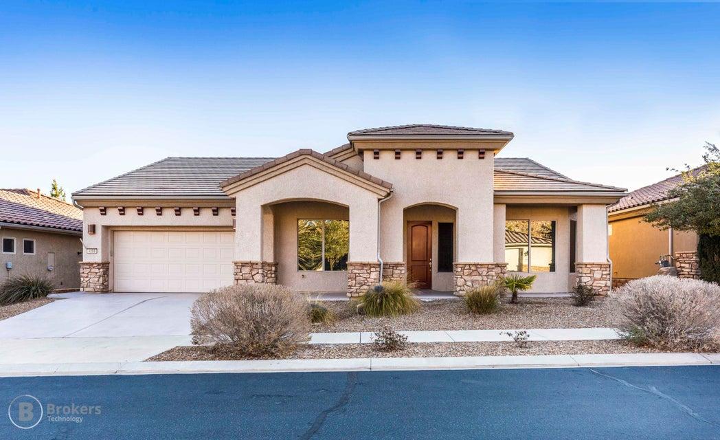 Single Family Home for Sale at 4899 Bonita Bay Drive 4899 Bonita Bay Drive St. George, Utah 84790 United States