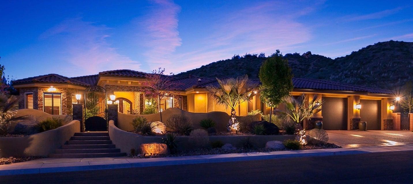 Single Family Home for Sale at 191 Grand Teton Street 191 Grand Teton Street Toquerville, Utah 84774 United States