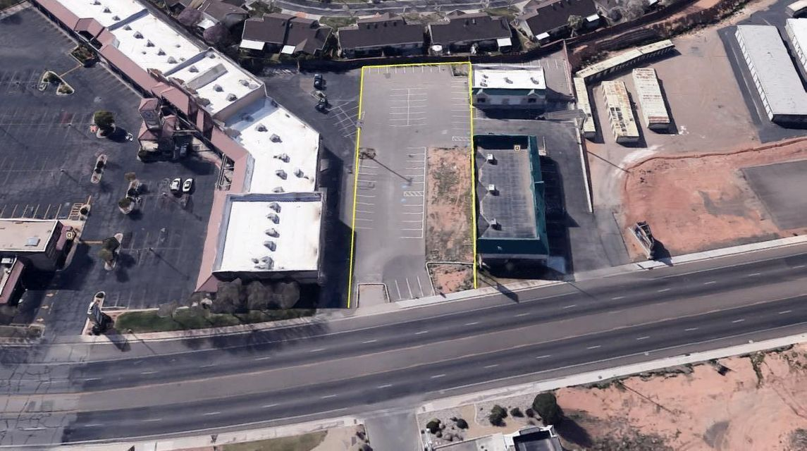Commercial for Sale at Approx. 999 W. Sunset Blvd. Approx. 999 W. Sunset Blvd. St. George, Utah 84770 United States