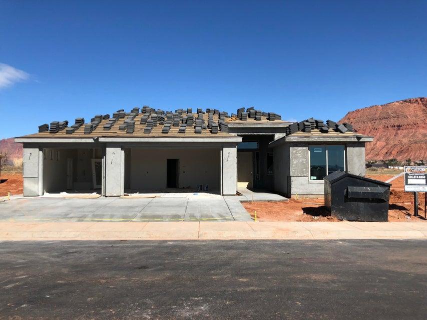 Maison unifamiliale pour l Vente à 558 BIG HORN Way 558 BIG HORN Way Ivins, Utah 84738 États-Unis