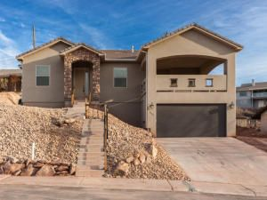 واحد منزل الأسرة للـ Sale في 2582 Peach Circle 2582 Peach Circle Santa Clara, Utah 84765 United States