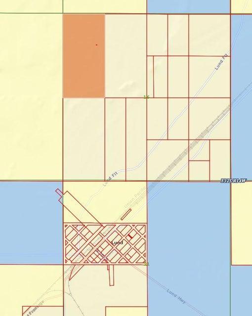 أراضي للـ Sale في 80 acre North of Lund 80 acre North of Lund Beryl, Utah 84714 United States