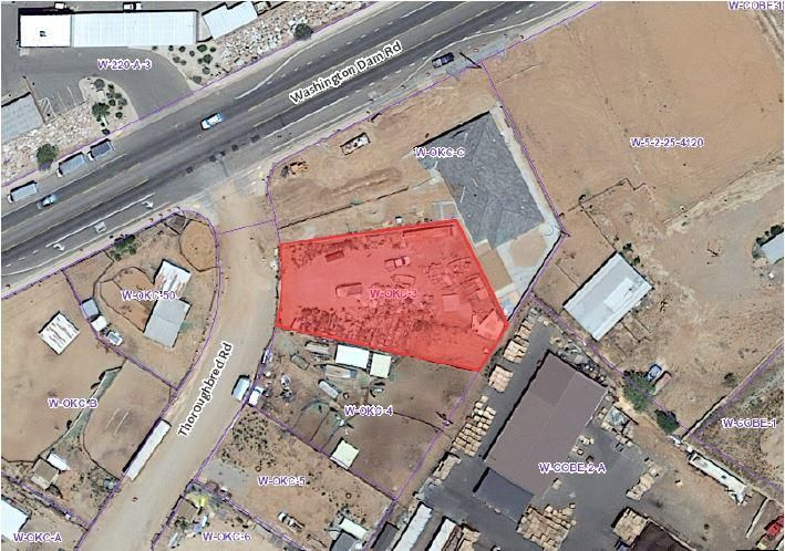 Commercial for Sale at Thoroughbred Road Thoroughbred Road Washington, Utah 84780 United States