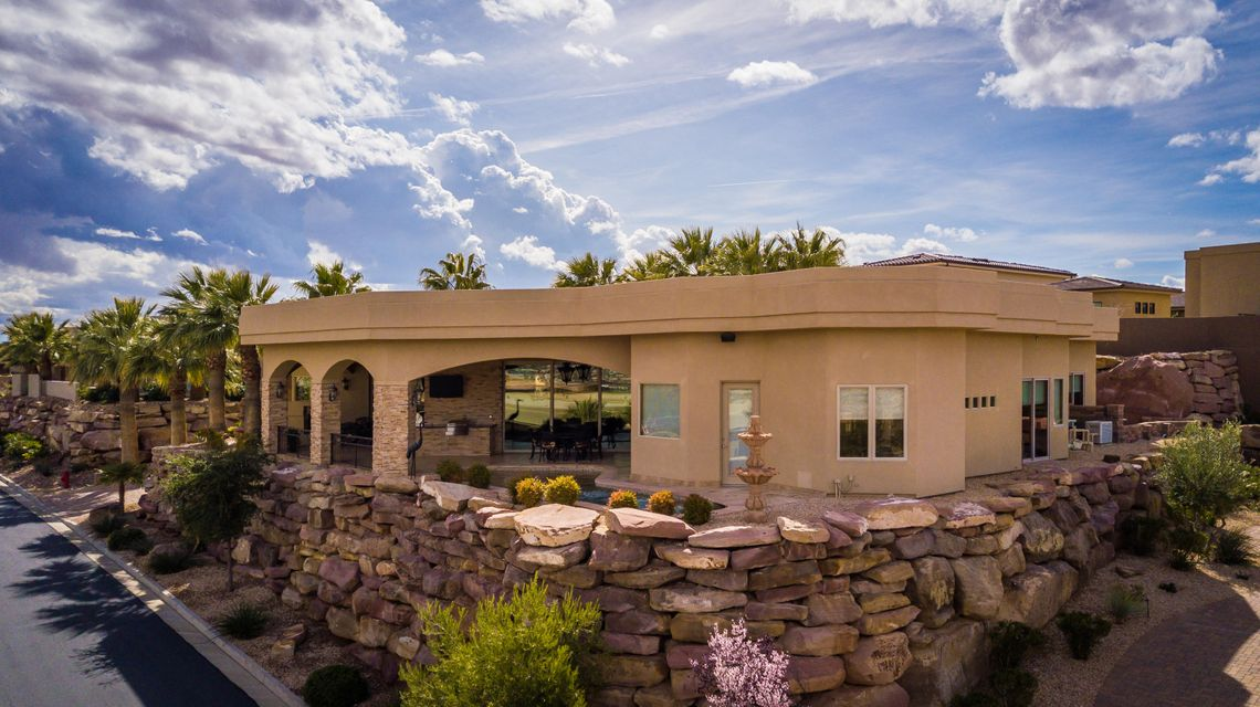 Single Family Home for Sale at 1930 View Point Drive 1930 View Point Drive St. George, Utah 84790 United States