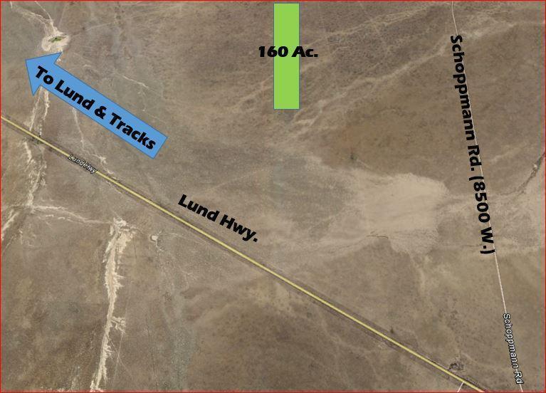 Земля для того Продажа на 16000 9500 (160 Ac) Approx 16000 9500 (160 Ac) Approx Cedar City, Юта 84721 Соединенные Штаты