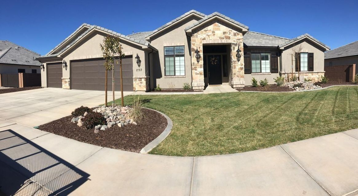 Single Family Home for Sale at 2157 Pasture 2157 Pasture St. George, Utah 84790 United States