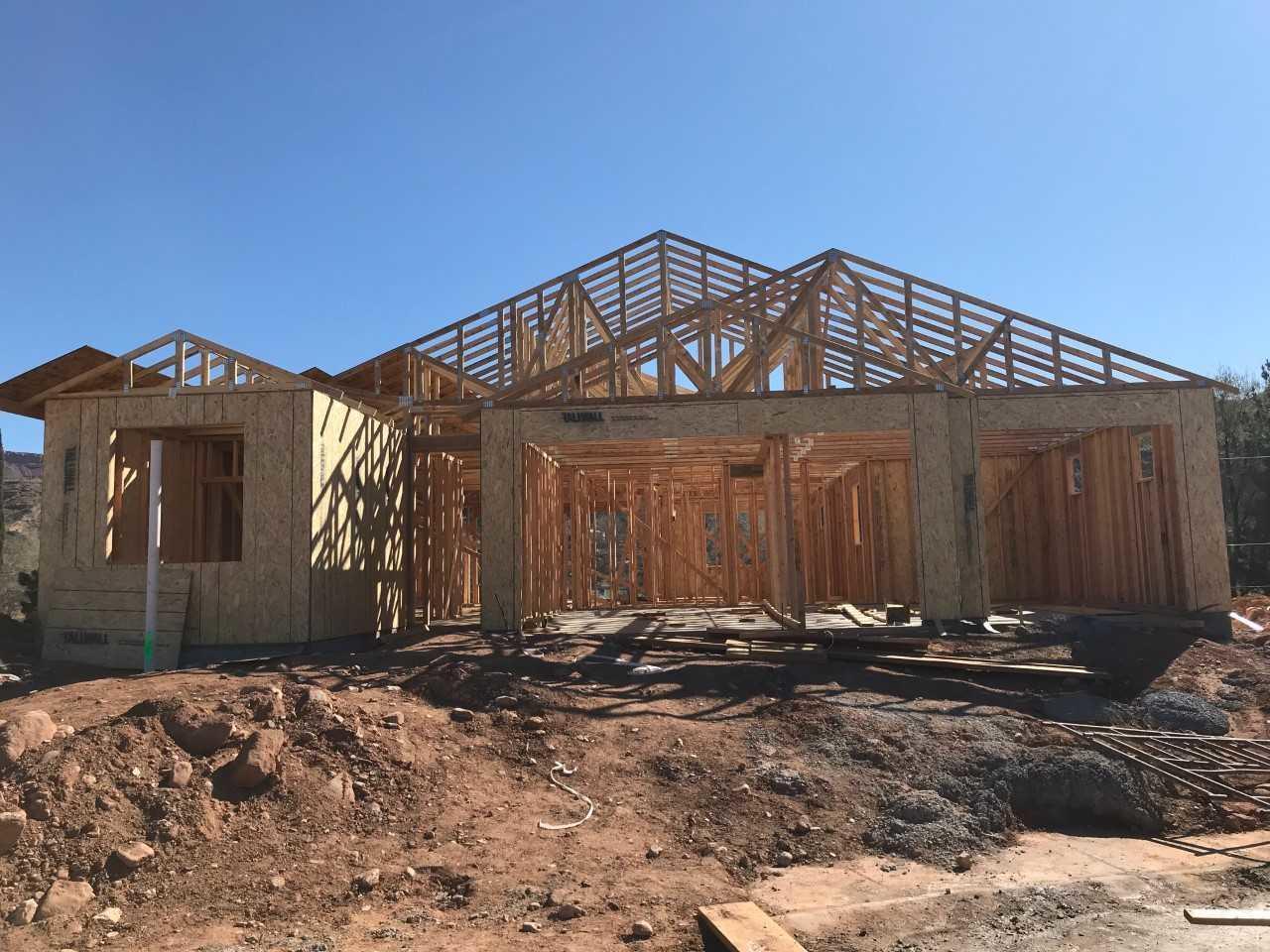 واحد منزل الأسرة للـ Sale في 248 220 248 220 La Verkin, Utah 84745 United States