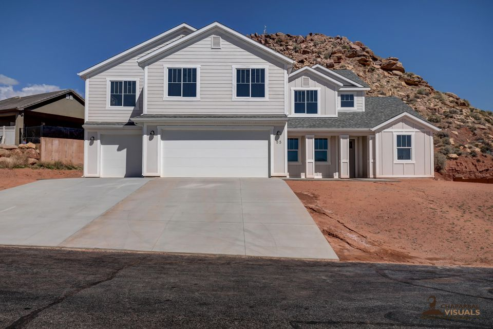 Maison unifamiliale pour l Vente à 55 Roundy Mountain 55 Roundy Mountain Leeds, Utah 84746 États-Unis