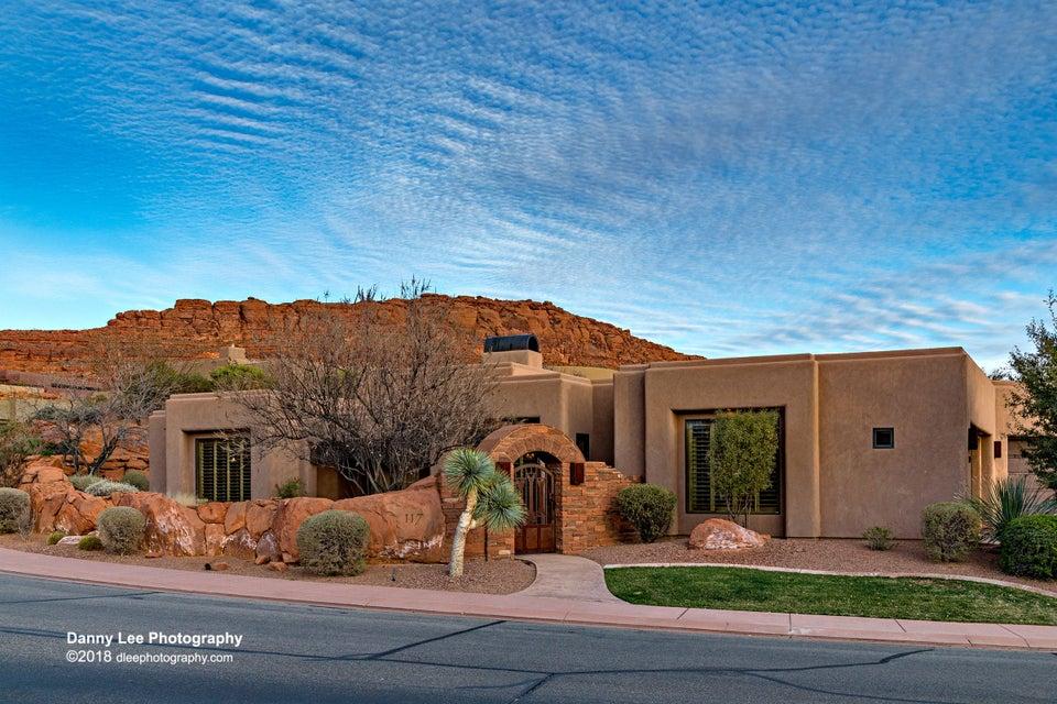 独户住宅 为 销售 在 3052 Snow Canyon 3052 Snow Canyon 圣乔治, 犹他州 84770 美国