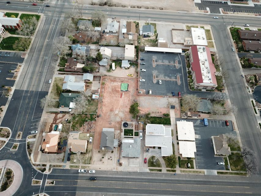 THIS IS ZONED AP. Two properties are for sale. 364 E is 1261 SQ FT354 E is 1464 SQ FTTotaling 2725 SQ FT. One Property has has a salon and barber shop in it for 25+ years with living quarters in the back. The other property is vacant. Some work needs to be done. Its ready for paint. The utilities are shut off. It\