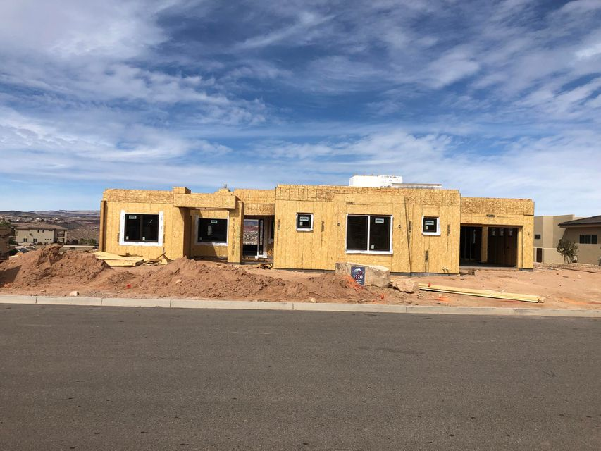 Casa Unifamiliar por un Venta en 2509 Cobalt Drive 2509 Cobalt Drive St. George, Utah 84790 Estados Unidos