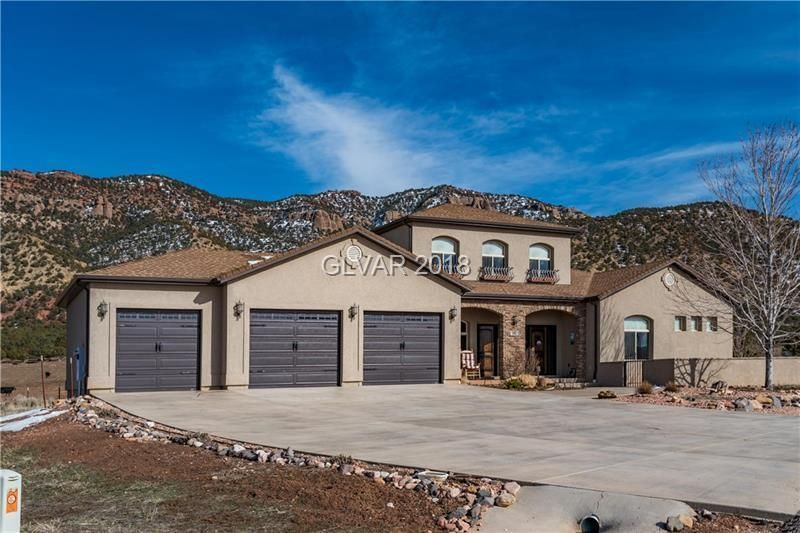 Single Family Home for Sale at 182 750 182 750 Paragonah, Utah 84760 United States