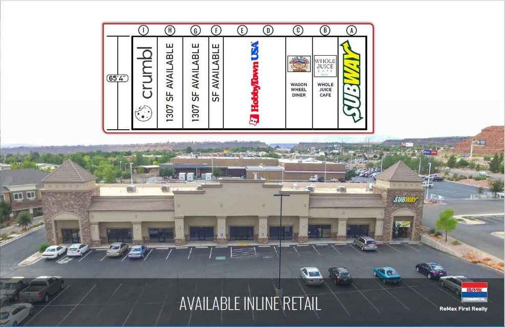 Commercial للـ Rent في Red Cliffs Drive Red Cliffs Drive St. George, Utah 84790 United States