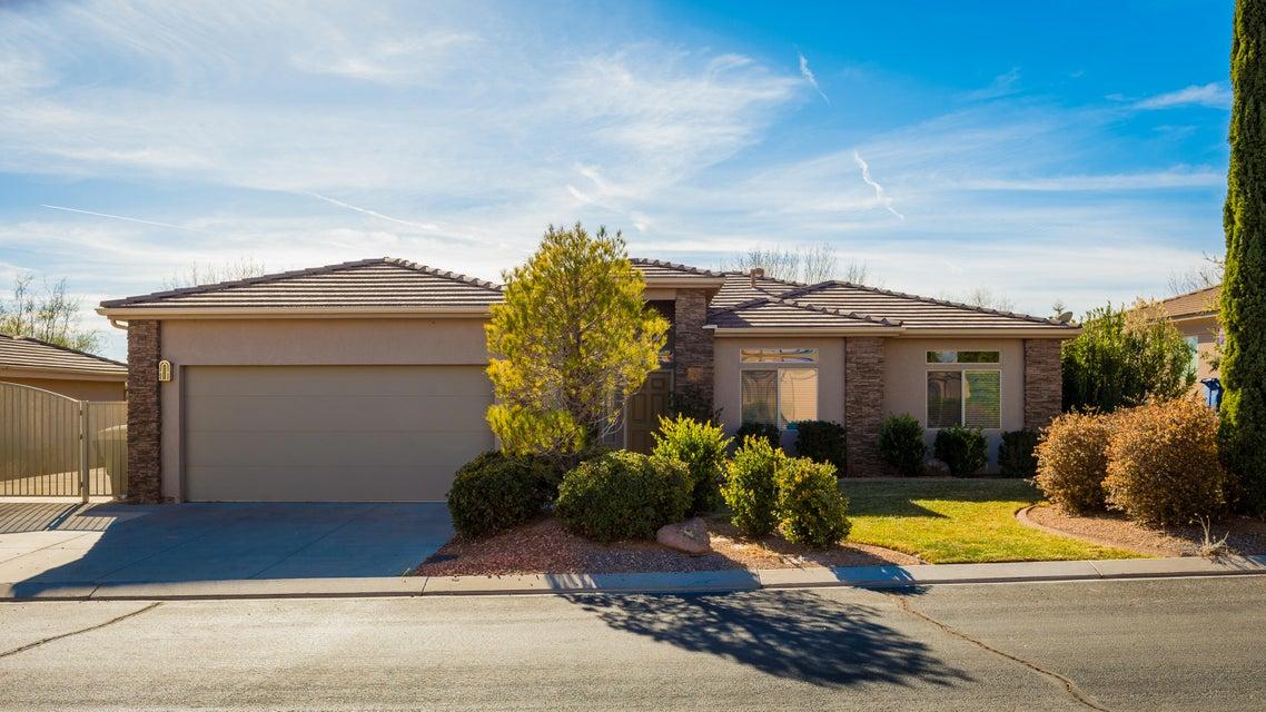 Casa Unifamiliar por un Venta en 795 N Links Drive 795 N Links Drive Washington, Utah 84780 Estados Unidos