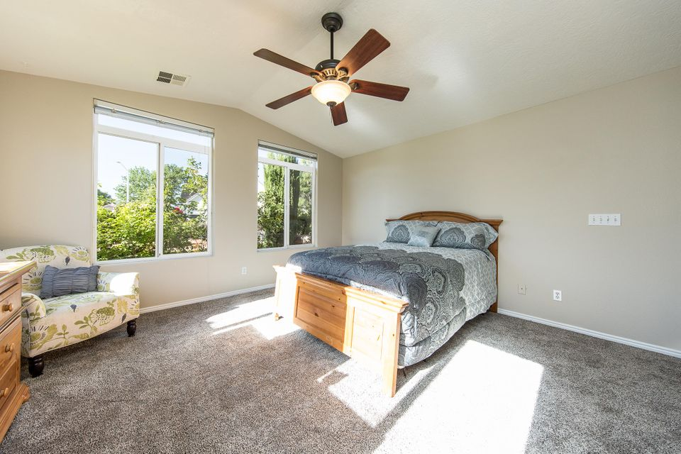 4 beds and a pool at this price in this area? Better hurry! Corner lot with private pool. Pretty yard. Mature landscaping. Oversized 2 car garage. Added a closet to the previous bonus room so it makes a 4th bedroom. You can\