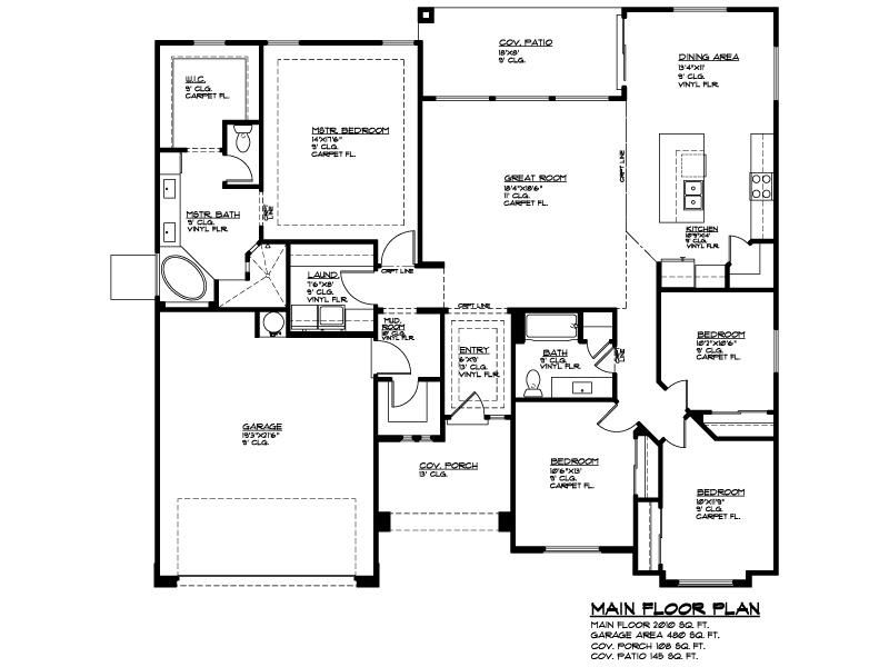This home is to be built in White Sands by Ence Homes in St. George, UT. The floor plan features 6 bedrooms, 4 bathrooms, and a 3 car garage. The rest of the interior will be designed to fit your needs. This floor plan can be built on this lot or other available lots within the community. An $8,000 premium is included in the listed price. Prices vary depending on elevation and special features.