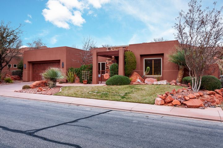3052 N Snow Canyon Parkway Unit 108, St George Ut 84770
