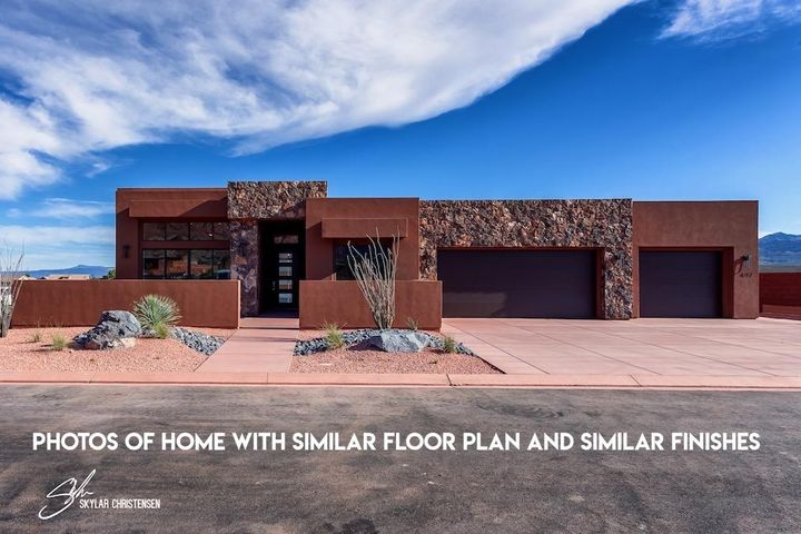 129 S 495 W Unit Lot 8, Ivins Ut 84738