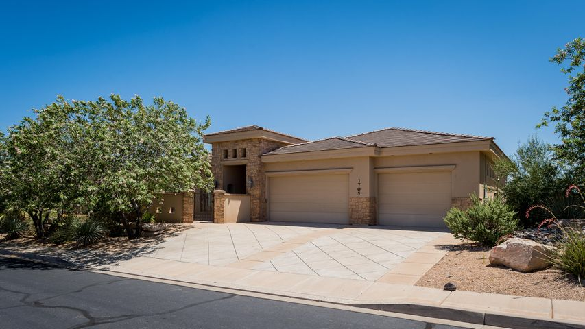 1705 S View Point Dr, St George Ut 84790