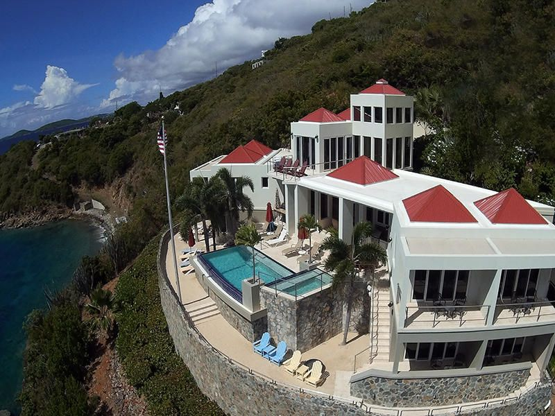 Single Family Home for Sale at Contant Contant St John, Virgin Islands 00830 United States Virgin Islands