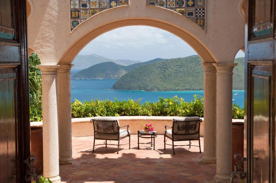 Maison unifamiliale pour l Vente à Catherineberg St John, Virgin Islands 00830 Isles Vierges Américaines