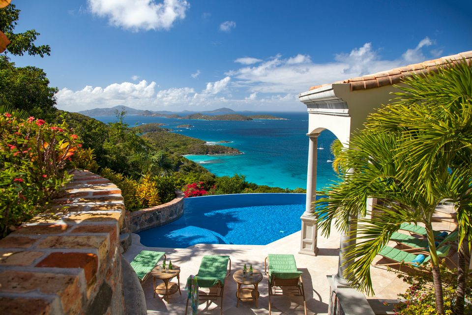 Single Family Home for Sale at Peter Bay Peter Bay St John, Virgin Islands 00830 United States Virgin Islands