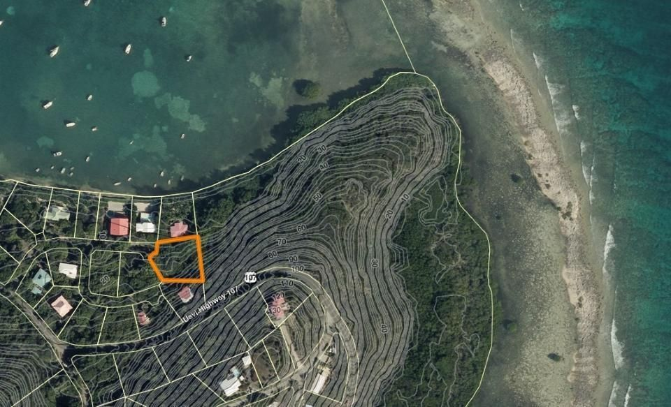 Land for Sale at St. Quaco & Zimmerman St John, Virgin Islands 00830 United States Virgin Islands