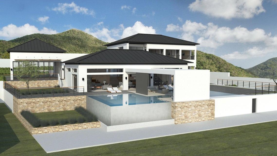 Single Family Home for Sale at Hansen Bay St John, Virgin Islands 00830 United States Virgin Islands