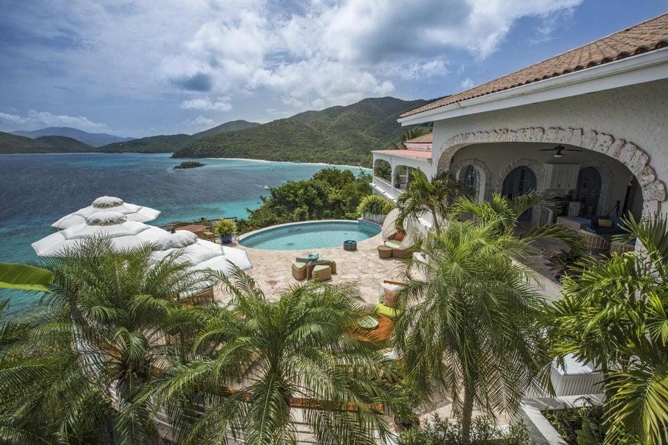 Maison unifamiliale pour l Vente à Peter Bay St John, Virgin Islands 00830 Isles Vierges Américaines