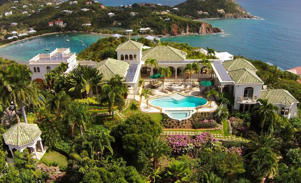 Single Family Home for Sale at Chocolate Hole Chocolate Hole St John, Virgin Islands 00830 United States Virgin Islands