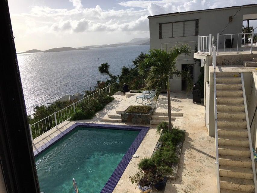 独户住宅 为 销售 在 Contant Contant 圣约翰, 维京群岛 00830 美属维尔京群岛