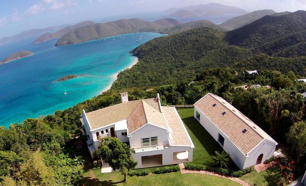St John,Virgin Islands 00830,5 Bedrooms Bedrooms,4 BathroomsBathrooms,Residential - single family,18-5