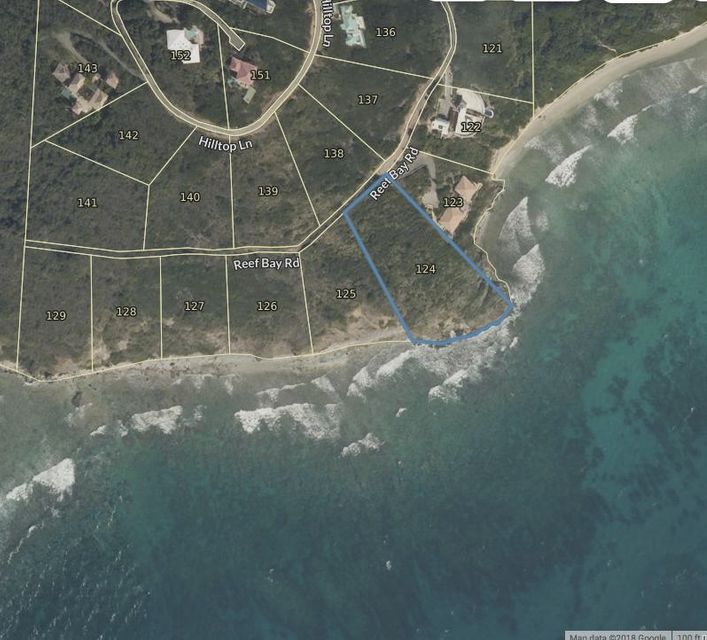 Terreno por un Venta en Fish Bay Fish Bay St John, Virgin Islands 00830 Islas Virgenes Ee.Uu.